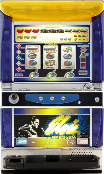 slot machines elvis presley