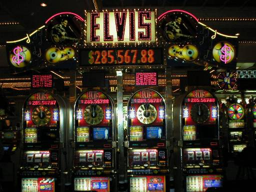 Free Elvis Slots Machines