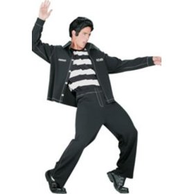 Being elvis for halloween elvisblog jumpsuits clearly dominated the choices but elvis had other distinctive performance outfits and these are available as costumes as well solutioingenieria Image collections