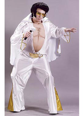 Fat Elvis Costumes 103