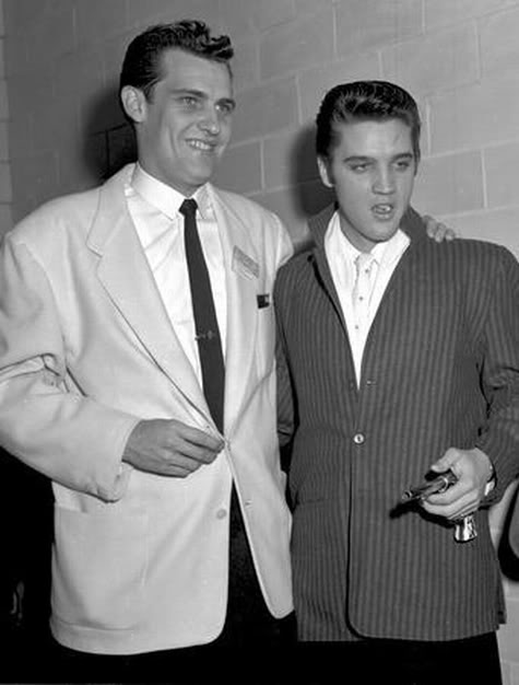 Elvis and Merle Kilgore