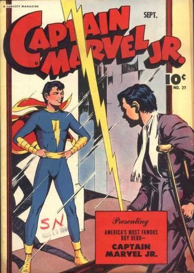 captain marvel jr elvis