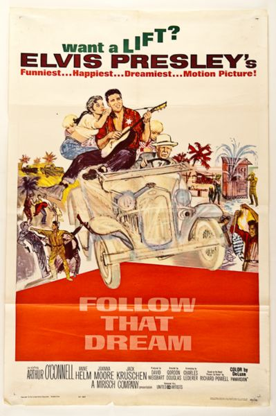 Follow that Dream Poster 3
