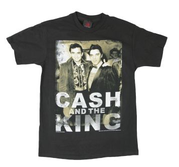Elvis-cash and king