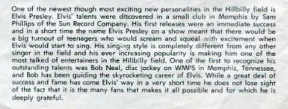 Elvis Write-Up in Program