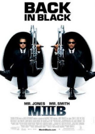 Men in Black lll