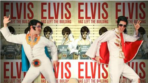 Promo -- Elvis Has Left the Building