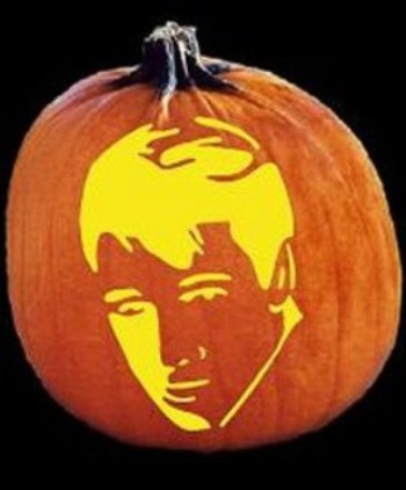 Elvis Pumpkin 2