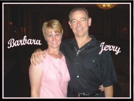 Jerry and Barbara