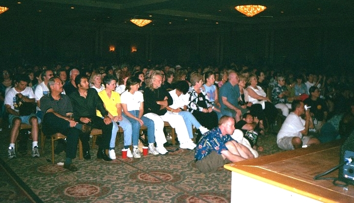 Me at the Legends Concert -- 2002