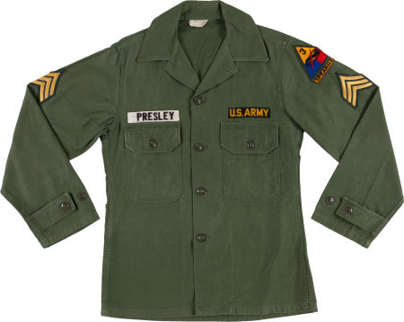 Army Fatigue Shirt