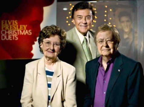 Gordon, Millie and Ray 2008