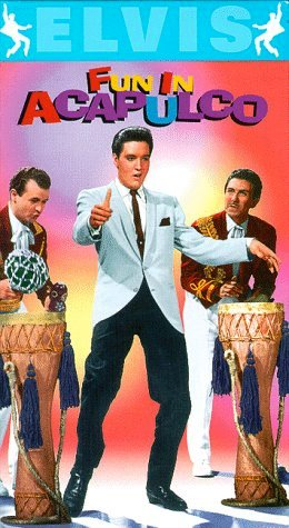 Fun in Acapulco DVD Cover
