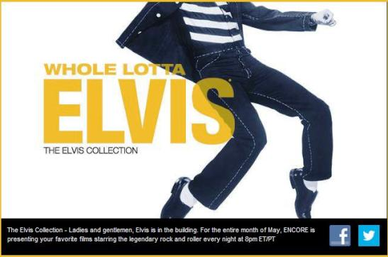 Logo - The Elvis Collection