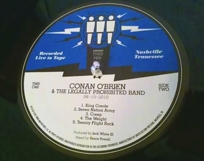 Conan Album - Side Two
