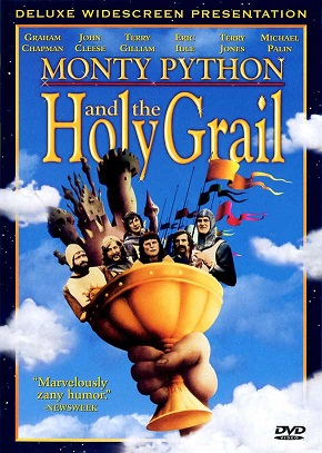 Monty Python and the Holy-Grail