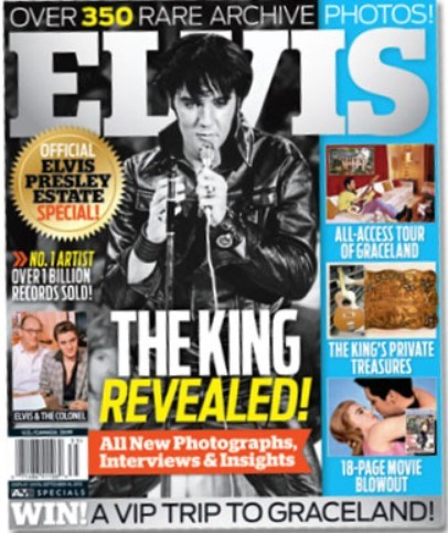 Elvis - The King Revealed
