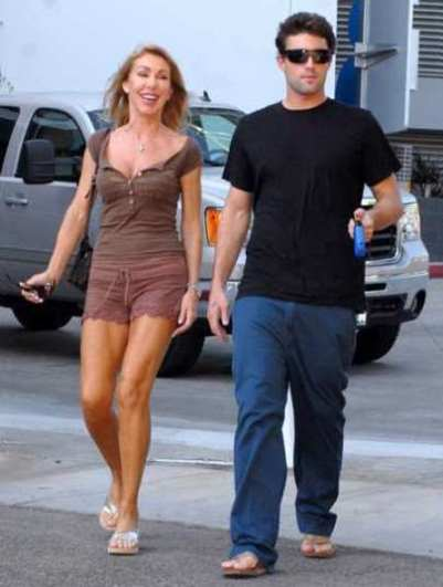 Linda and Son Brody Jenner