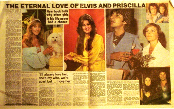 The Eternal Love of Elvis and Priscilla