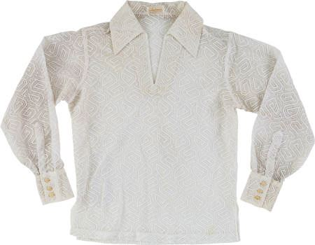 Lace Shirt  from Sonny West
