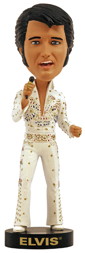 Royal Bobbles Aloha Elvis