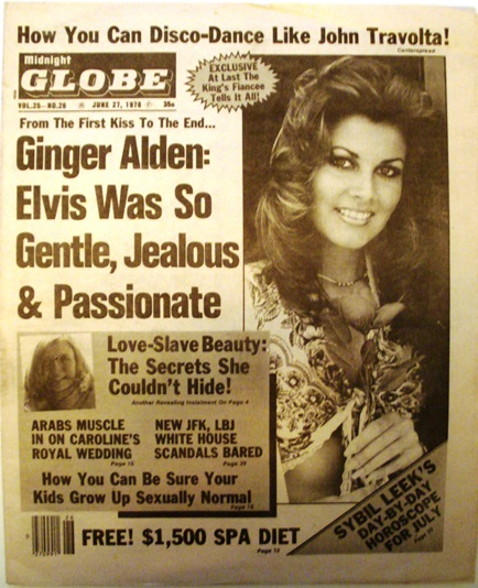 June 27, 1978 Midnight Globe