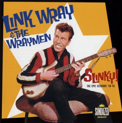 Link Wray Album Cover