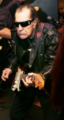 Link Wray - Old Dude Bad-Ass Rocker 2005