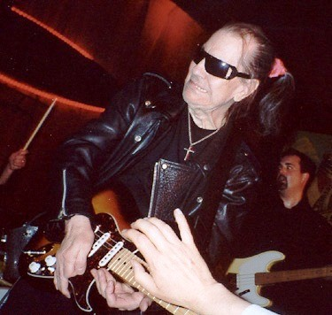 Link Wray - Pink Ponytail Band 2005
