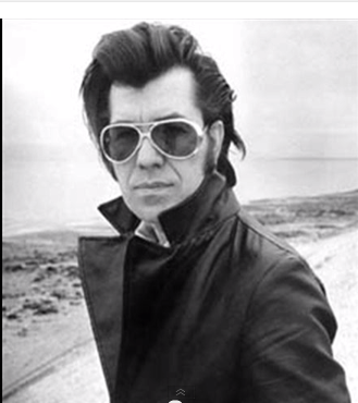 Older Link Wray, Looking Like Elvis