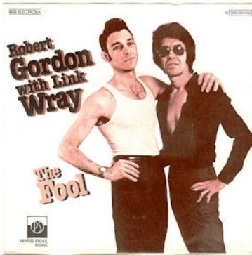 Robert Gordon and Link Wray