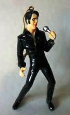68 Special Elvis Christmas Tree Ornament