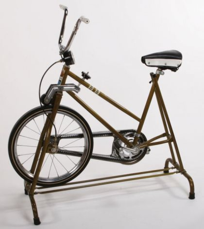 Elvis' Exercise Bike