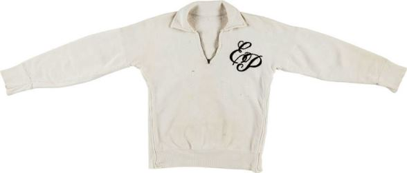 Elvis' EP Monogramed Sweatshirt