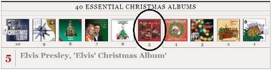 40 Essential Christmas Albums