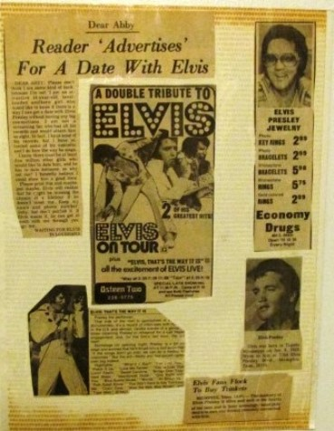 Dear Abby - Date with Elvis