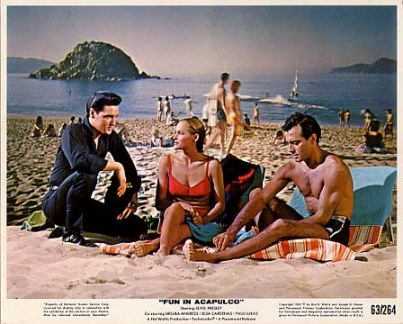 Fun in Acapulco - Lobby Card 1