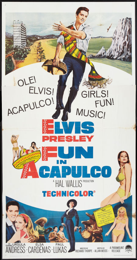Fun in Aculpulco Poster 4
