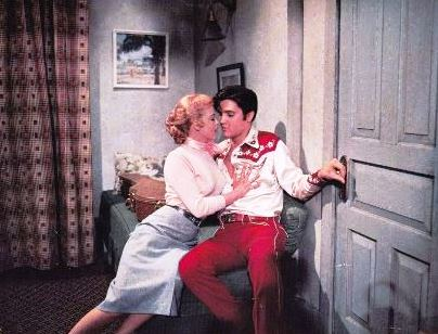 Loving You -Elvis and Groupie