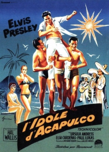 Spanish Poster - Fun in Acapulco 2