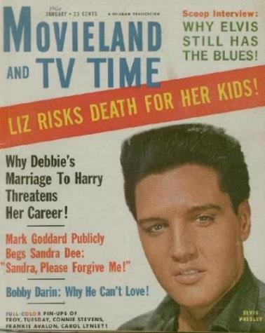 Movieland magazine - January1961
