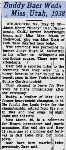 The Free Lance-Star - May 26, 1949