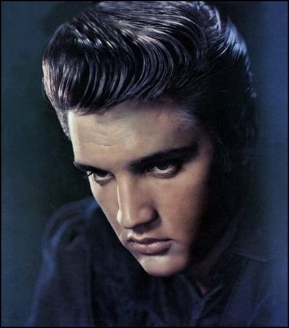 Elvis - rebellious self-expression, charisma, edge and mystery