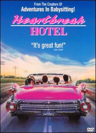 DVD Cover Heartbreak Hotel