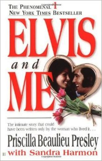 Elvis and Me Book