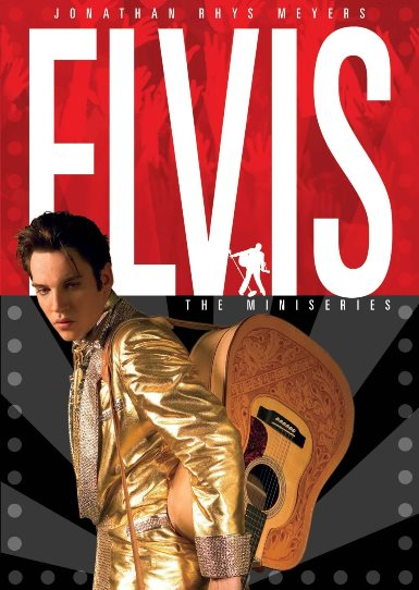 Elvis, the Mini Series DVD cover