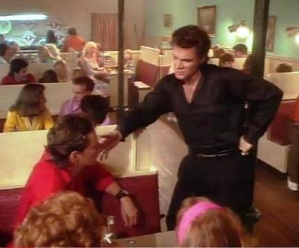 David Keith in Heartbreak Hotel