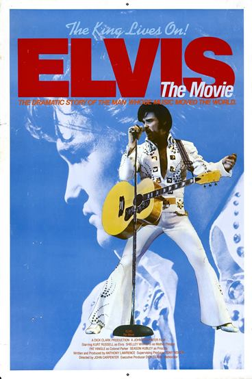 Kurt Russel in Elvis the Movie-DVD