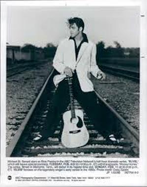 Michael St. Gerard as Elvis
