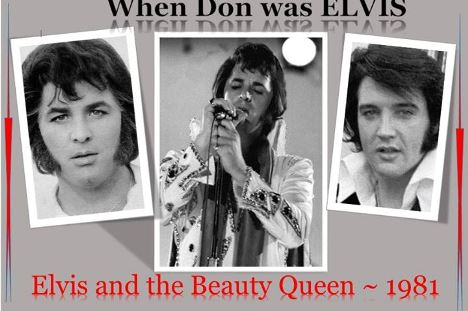 When Don Johnson Was Elvis